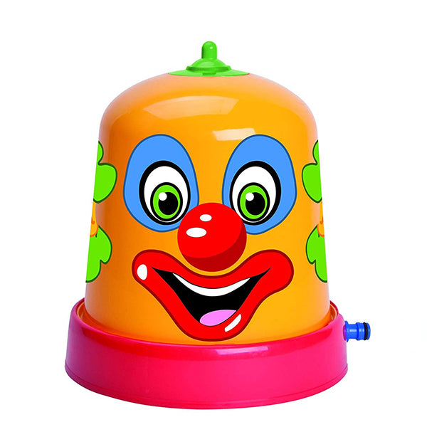 Clown Sprinkler Toy for Ages 3+