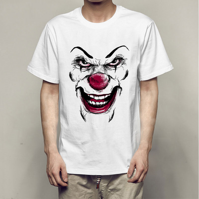 T Shirt Harley Quinn T-shirt Joker Cool Novelty Funny Hip Hop Pop