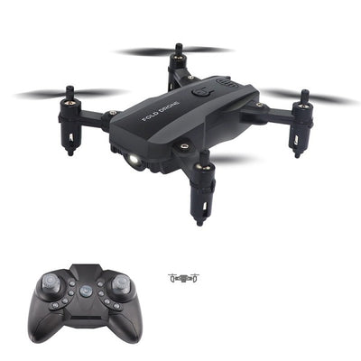 Mini Drone Foldable Aerial Camera Remote Control Aircraft Quadcopter Helicopter Toy