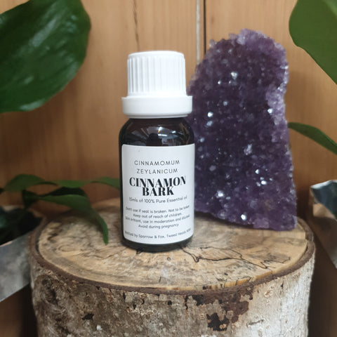 Cinnamon Bark Essential Oil - 15ml