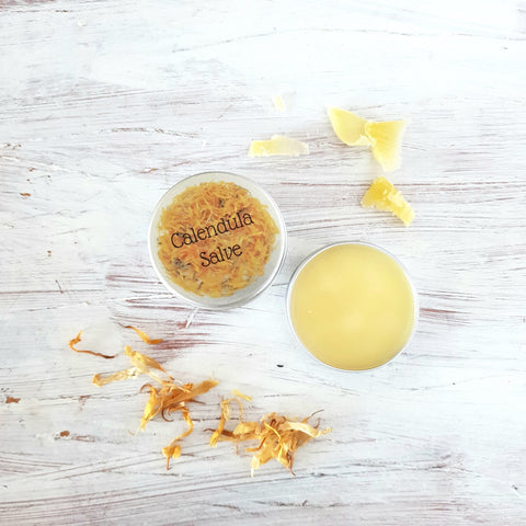 Calendula Salve - Sparrow and Fox