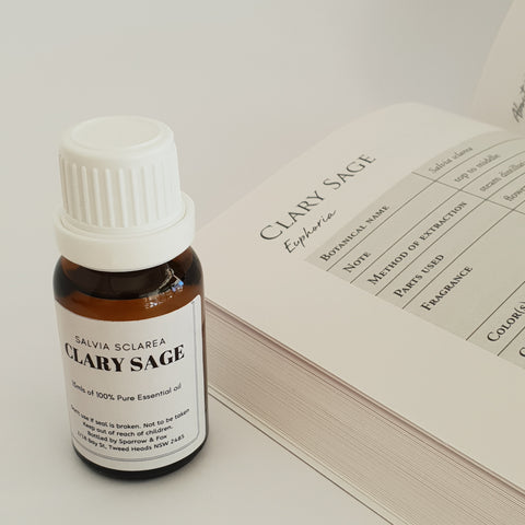 Clary Sage Essential Oil - 15ml