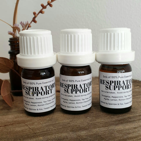 Respiratory Support 5ml Pure Oil