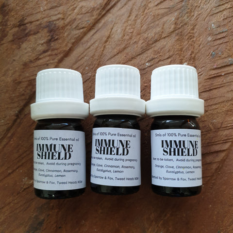 Immune Shield 5ml Pure Oil