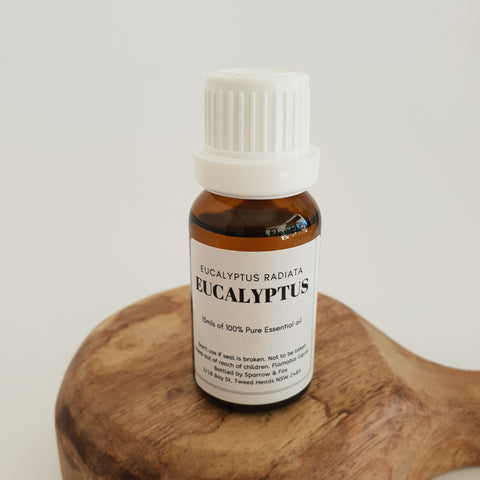 Eucalyptus Essential Oil - 15ml