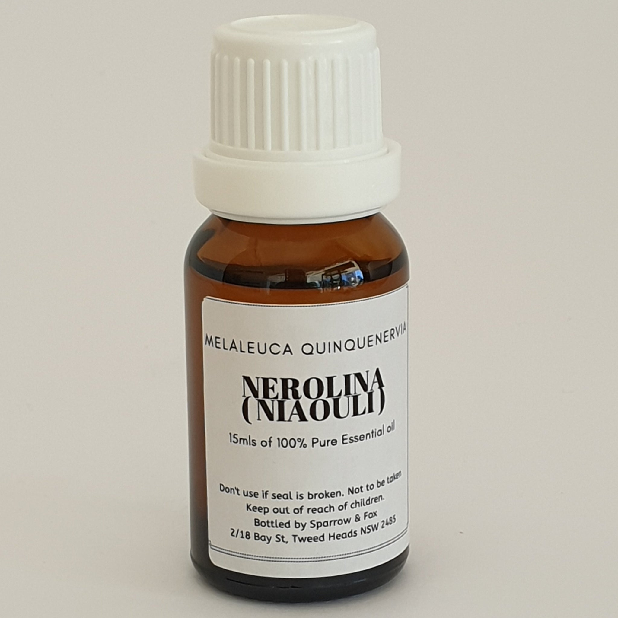 Nerolina Essential Oil - 15ml