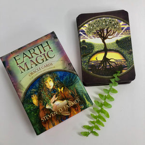 Earth Magic Oracle Cards - Steven Farmer