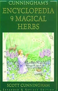 Cunningham's Encyclopedia of Magical Herbs - Scott Cunningham