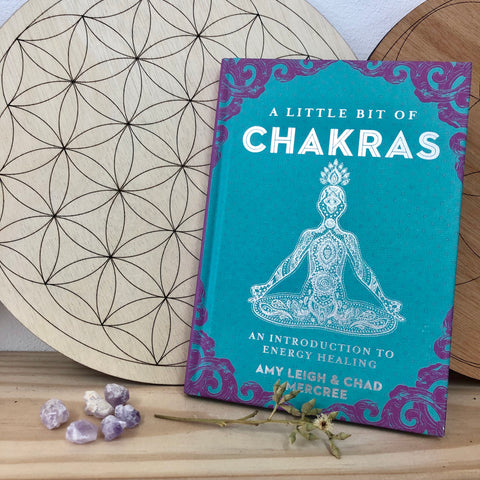 A little bit of Chakras - Amy Leigh & Chad Mercree