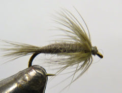 Gray Soft Hackle