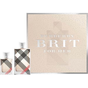 Burberry Brit For Her Eau de Parfum Gift Set