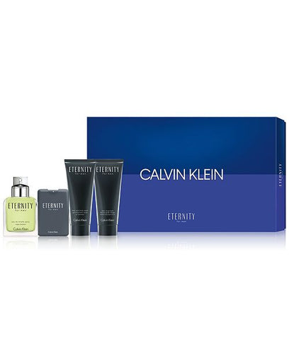 Eternity For Men Eau de Toilette Gift Set