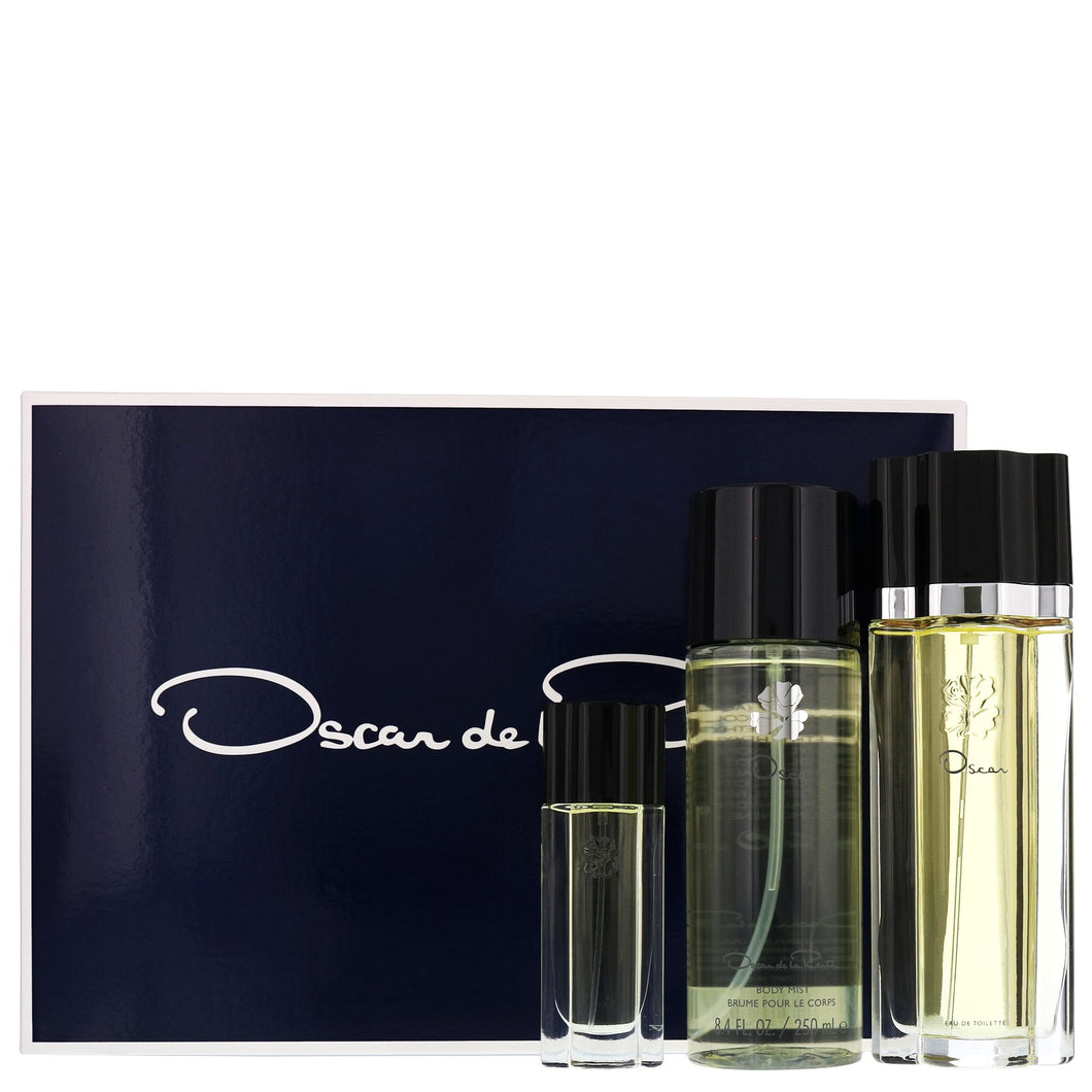 Oscar EDT Womens Gift Set