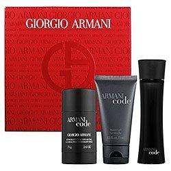 Armani Code EDT Mens Gift Set