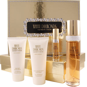 Elizabeth Taylor White Diamonds Gift Set Eau de Toilette