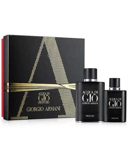 Acqua di Gio Profumo EDP Mens Gift Set