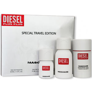 Plus Plus Masculine EDT Mens Gift Set