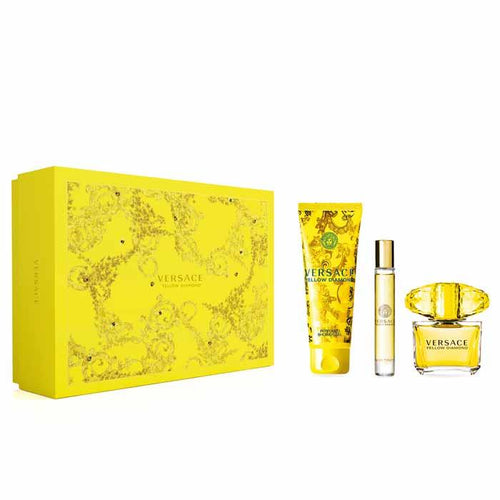 Yellow Diamond EDT Womens Gift Set