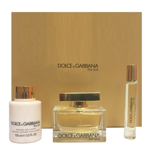 Dolce & Gabanna The One Eau de Parfum Gift Set