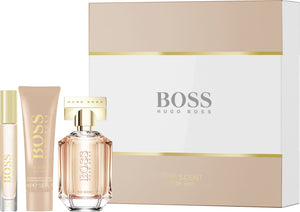 Boss The Scent EDT Womens Gift Set