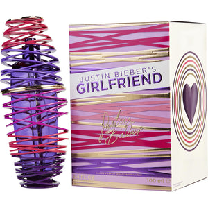 Justin Bieber's Girlfriend Eau de Parfum