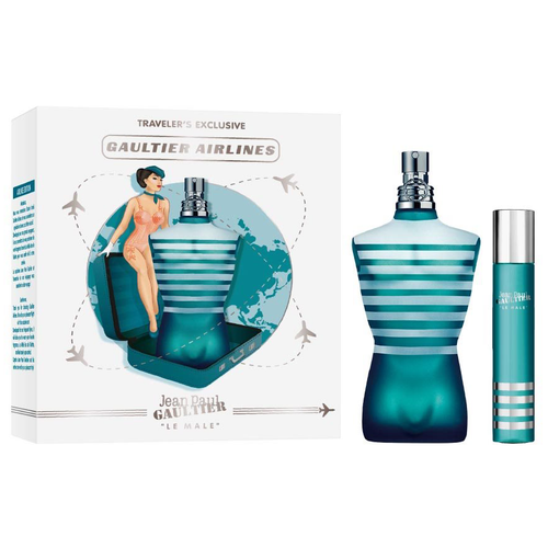 Le Male EDT Mens Gift Set