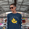 Long Sleeve Duck N Banana