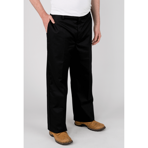 Black Chef Trousers - Wearwell (UK) Ltd