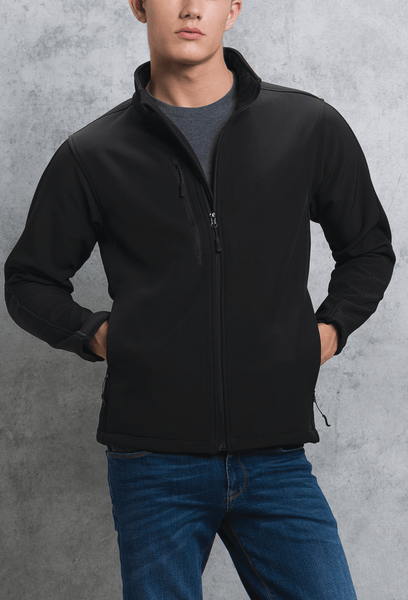 Men's Workwear Soft Shell Jacket