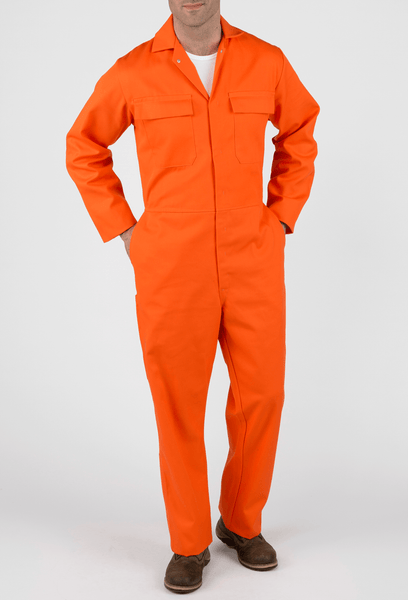 Flame Retardant Boilersuit - Wearwell (UK) Ltd