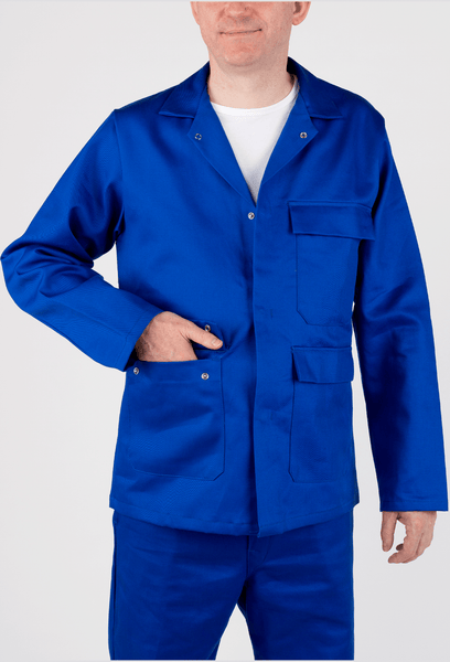 Flame Retardant Jacket - Wearwell (UK) Ltd