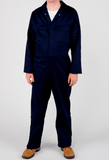Navy Blue Tecwear Flameshield® Boilersuit