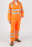 Hi-Vis RIS-3279-TOM Boilersuit - Wearwell (UK) Ltd