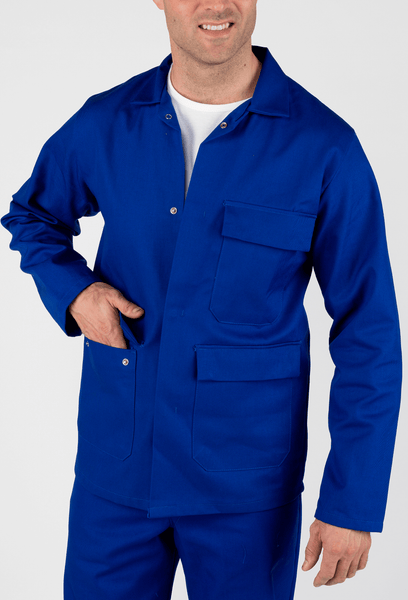 Standard Flame Retardant Jacket - Wearwell (UK) Ltd