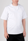 Short Sleeved Bakers Top - Wearwell (UK) Ltd