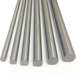 "1"" Diameter x 13"" Long Imperial Silver Steel (BS1407)"