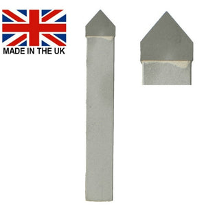Square Shank Boring 80 Degree Brazed Carbide Tools (nos 300 - 324)