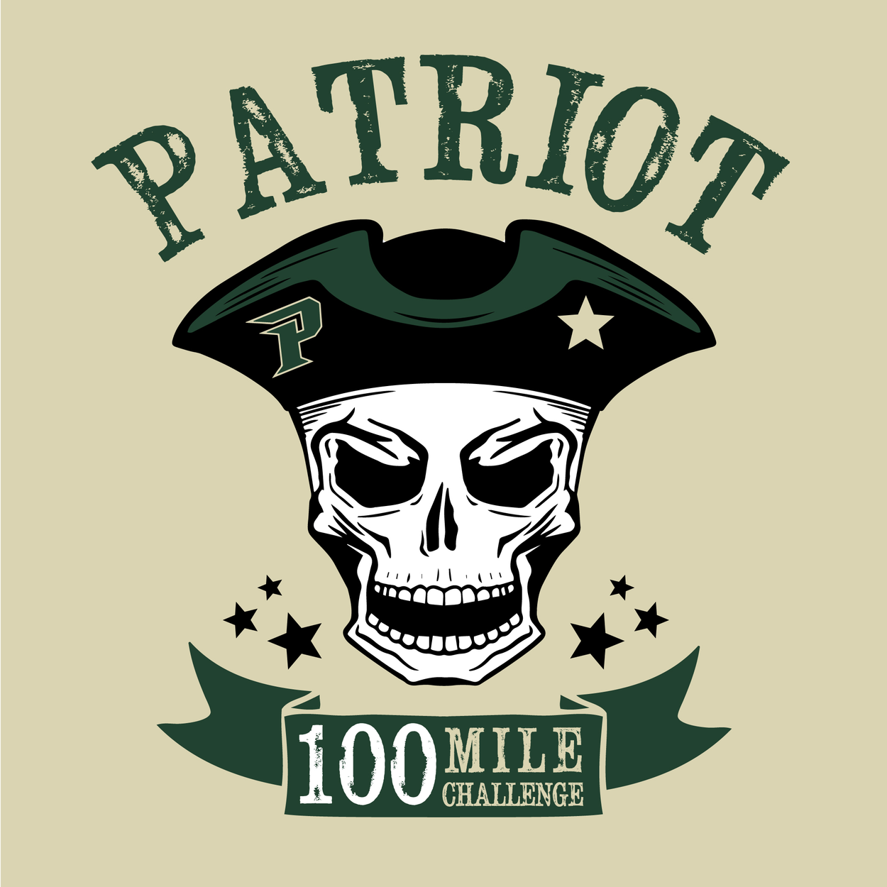 100 Mile Patriot Challenge