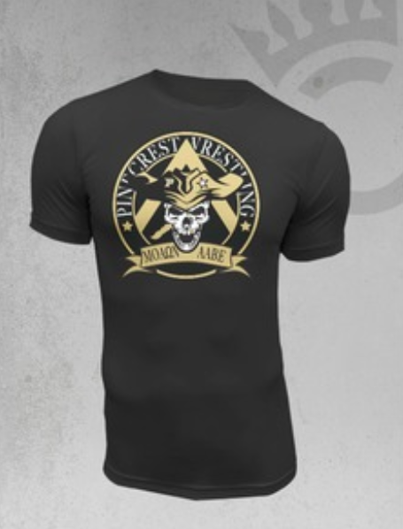 Pinecrest Wrestling Club Tee Shirt - Pinecrest Wrestling Club