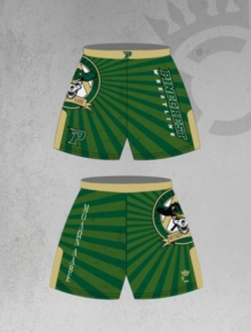 Pinecrest Wrestling Club Shorts - Pinecrest Wrestling Club
