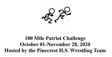 Team of Two 100 Mile Patriot Challenge