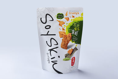 Crusty's Wasabi Soy Skin Crisp (Single Pack)
