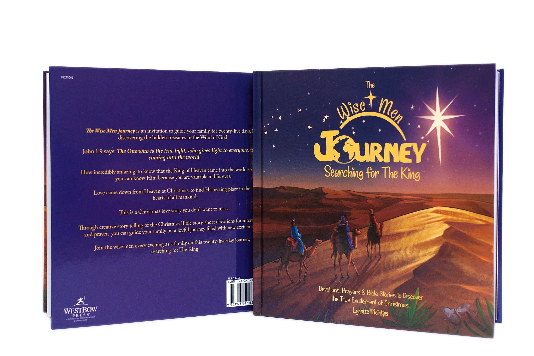 The Wise Men Journey - Devotional