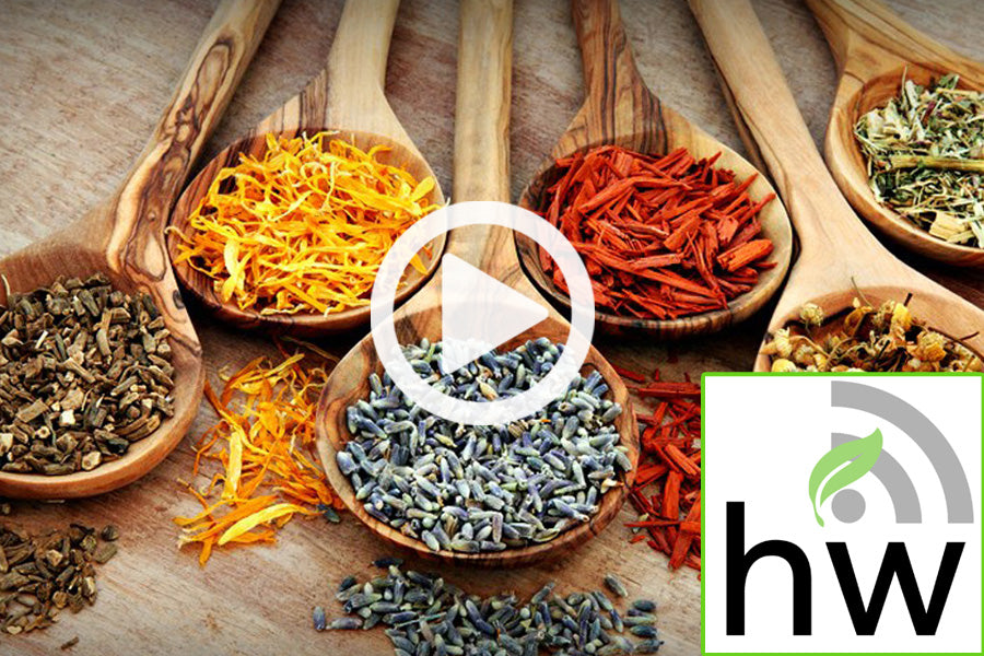 Podcast: Anti-Aging and Tonic Herbalism