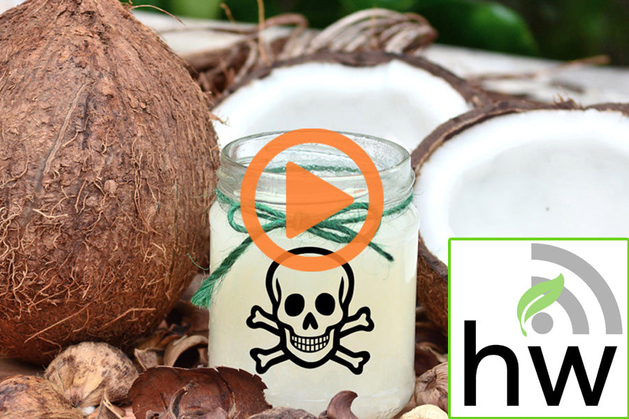 Podcast: Is Coconut Oil Poisoning You?