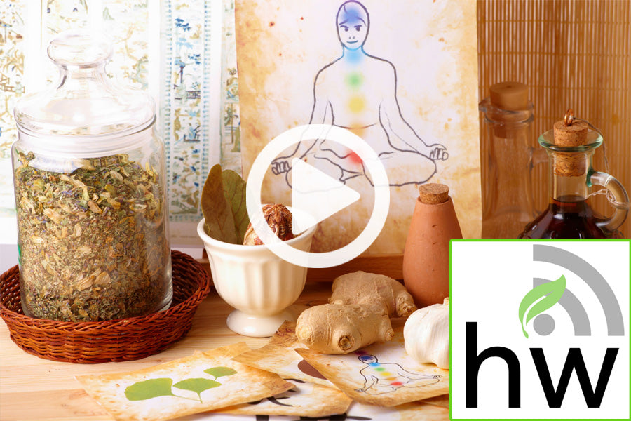 Podcast: (Pt. 1) Reducing Stress with Chinese Herbalism