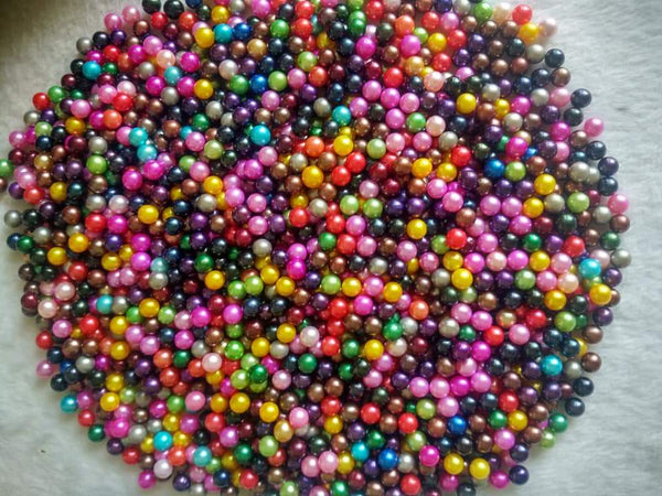 Wish pearl Beads,round 6-8mm AAA wish pearl beads,25 colors