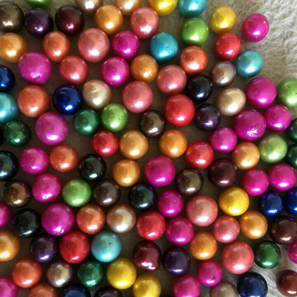 Culture Big size round edison pearl beads, 9-13mm edison pearl beads  26 colors edison pearl beads