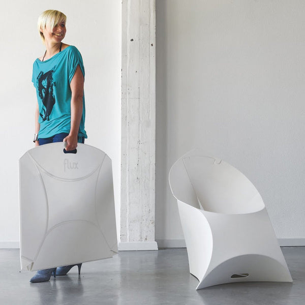 Flux Chair - Pack of Four
