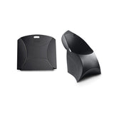 Jet Black Flux Chair